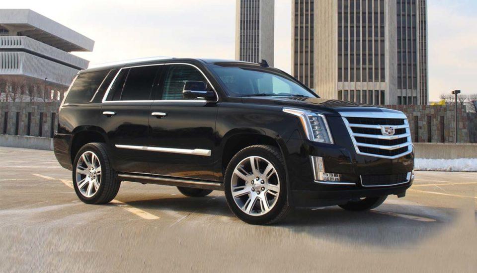 Cadillac Escalade ESV